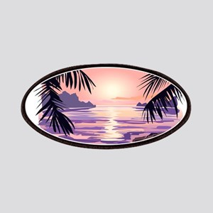 TROPICAL SUNSET [2] Patches
